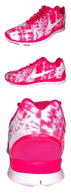 the best attitude ebc44 8c45e  249.99 - Nike Free Tr Fit 3 Print Pink Force White Women s Running Shoes  Us Size 8  shoes  nike  2015