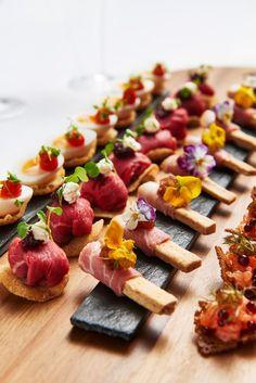 Recipes from BAFTA 195 Piccadilly Chef Anton Manganaro | FOUR Magazine