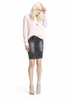 The Cassette Society skirt