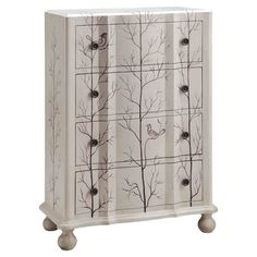Forest 4-Drawer Chest at Joss & Main