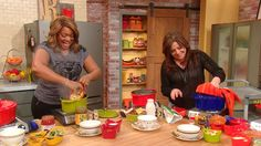 Sunny Anderson Shows You 10 Instant Suppers