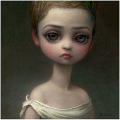 Mark Ryden Art | mark ryden new detail - eclectix #MarkRyden #Art. ★ Find more at http://www.pinterest.com/competing/