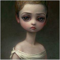 Mark Ryden Art | mark ryden new detail - eclectix #MarkRyden #Art. ★ Find more at http://www.pinterest.com/competing/