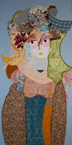 Peintre de talent, coloriste exceptionnelle Katherine Roumanoff expose ses toiles sur son site - oeuvres