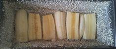 Bolo de Banana com Canela sem farinha de trigo