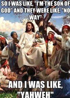 Haha so puny