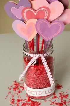 Le creazioni di Marzia - Tutorial - Tanti cuori per San Valentino