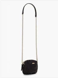 Kate Spade Two (2) Piece Set Yaletown Mini Pouch Wallet & Grab It & Go Clutch/ Cross Body Bag