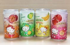 WTF: Hello Kitty Bier with Fruits