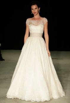 Fall 2014 Bridal Market: Anne Barge Wedding Dresses