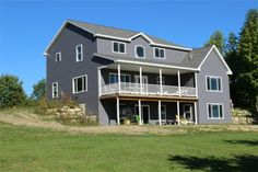 Bangor Maine Custom Home Builder and Contractor, Excavation Contractor, Renovations and Remodels, Garages, Joe Brasslett, LLC located in Etna, Maine.