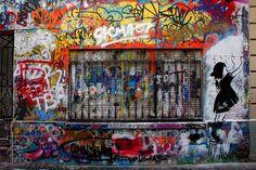 Una impresionante obra de #streetart en París por @StreetArtPRS