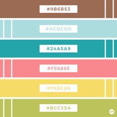 Color Palette #colorpalette #color #colorscheme