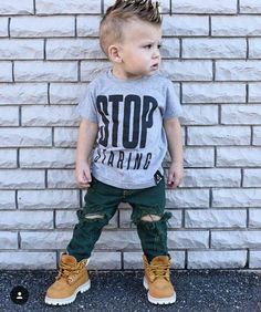 Step By Step Children S Clothing Toddler Boy Fashion, Little Boy Fashion, Toddler Boy Outfits, Kids Fashion, Baby Boy Swag, Baby Boys, Toddler Boys, Outfits Niños, Kids Outfits