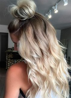 Hot Top Knot Hairstyle Ideas To give Glamour To your Look