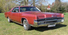 1969 Mercury Marquis 2d