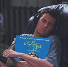 call me by your name soundtrack Call Me By, I Call You, Timmy T, Your Name, Friends Tv, Mood, Reaction Pictures, Imagine Dragons, Good Movies