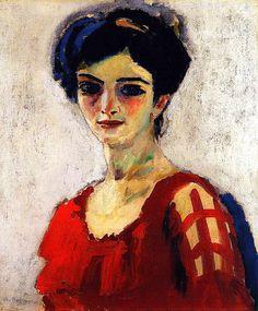 Maria. Kees von Dongen (1910)