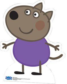 peppa pig birthday large cut outs Peppa Pig Party Games, Pegga Pig, Peppa Pig Imagenes, Peppa Pig Printables, George Pig Party, Peppa Pig Teddy, Aniversario Peppa Pig, Cumple Peppa Pig, Pig Character