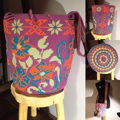 Gorgeous bag #ngo #❤️ #wayuu #style #ethicalfashion #indigenousrights #ootd #love #mochila #fblogger #fashion #fashionblogger  #칠라백 #와유백 #독특한 #排他的 #獨家 #퓨전 #融合 #聚變 #애정 #愛 #愛 #귀엽다 #可愛い #taiwan #china #wayuulovers #zürich