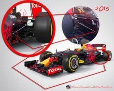 Análisis técnico: el Red Bull RB12 a lo largo de la temporada 2016  #F1 #Formula1
