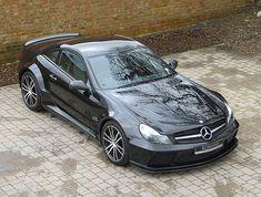 2010 Mercedes SL65 AMG Black Series for sale   Obsidian Black