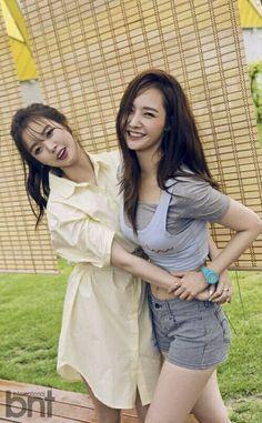 Dal Shabet Serri & Woohee