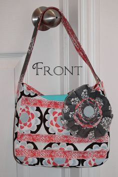 I Got the Notion: Small Handbag Pattern & Tutorial