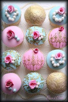 Most Beautiful Cupcakes | Cupcakes mais lindos!(The most beautiful cupcakes!)