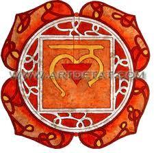 Lam Chakra Raiz, Muladhara Chakra, Kolam Rangoli, Hindu Festivals, Sanskrit, Line Drawing, Artsy Fartsy, Art Forms, Cosmic