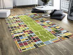 New York / Manhattan Carpet