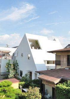 Toll Dach weiß architektur