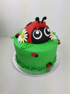 Ladybug Cake - Coccinella Cake