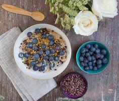 Coconut Porridge - rich and creamy, yet nourishing and health enhancing!