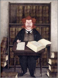 Iban Barrenetxea : La liga de los pelirrojos (Conan Doyle). http://www.ibanbarrenetxea.com/