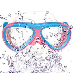 High Quality Children Kid Diving Mask Goggles Swimming Snorkeling Glass…