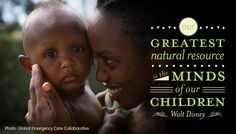 Celebrate International Day of the African Child by investing in children - our greatest natural resource: http://bit.ly/africanchild