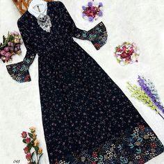 Çiçek Desenli Örme Krep Kumaş Elbise: 44,90₺  Bedenler: Standart  Uzunluk: 139cm .  SİPARİŞ İÇİN WHATSAPP  ☎ 0543-838-22-91 . KAPIDA ÖDEME Kargo Bedeli: 9 TL 3 GÜNDE TESLİMAT DEĞİŞİM GARANTİSİ