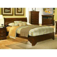 Chesapeake Sleigh Bed (California King)
