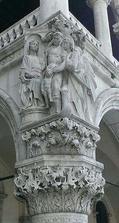 Palazzo Ducale details