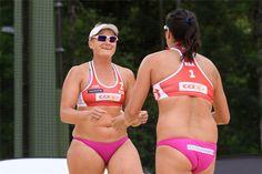 Para sul-africanas, cada ponto conquistado tem o peso de uma vitória. Bikinis, Swimwear, Athlete, Beach, Dreams, Circuit, Bathing Suits, Swimsuits, Bikini