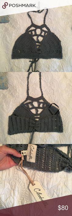 Cleobella Crochet Top Brand new Cleobella Tops Crop Tops