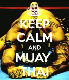 Muay Thai, is not just a contact sport , is a lifestyle :)