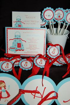 Cooking party package - Etsy