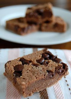 Chocolate Chip Espresso Shortbread...I'm such a java junkie!