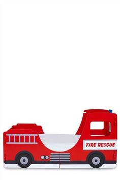 Buy Fire Engine Bed from the Next UK online shop