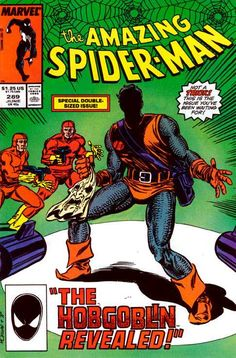 The Amazing Spider-Man #289 - The Hobgoblin Revealed!