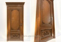 Резная дверь GRD-042-1