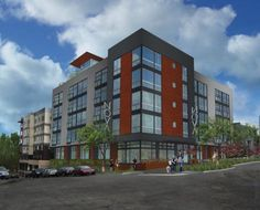 "Harbor Properties breaks ground on ""Nova"" Apartments in West Seattle | West Seattle Herald / White Center News"