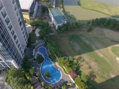 Brand new 2 bedroom apartment in L building, Ciputra, supreme quality